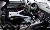 Porsche 911 GT2 RS Clubsport interior