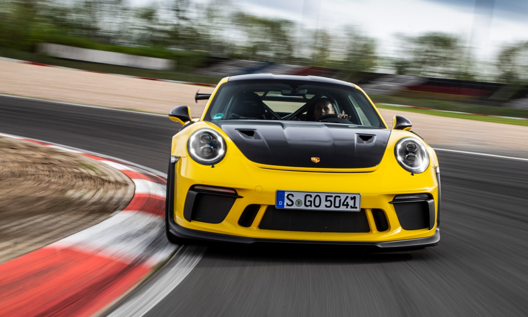 Porsche 911 GT2 RS was one of the last 991 models