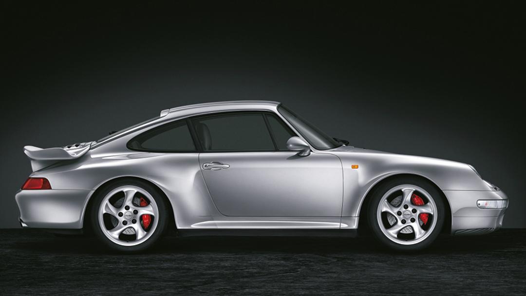 Porsche 993 Turbo profile