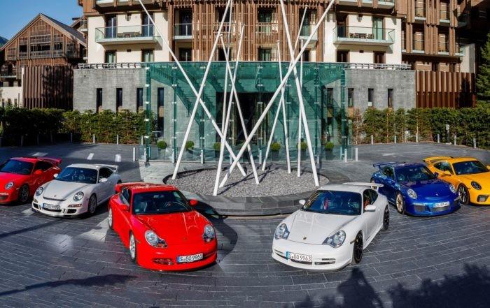 Porsche GT3 20th Anniversary