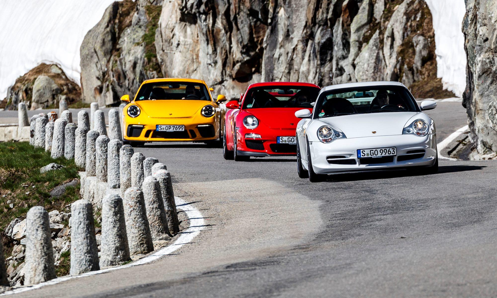 Porsche GT3 20th generations