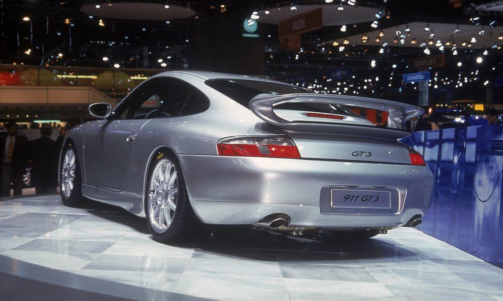 Porsche GT3 debut in 1999