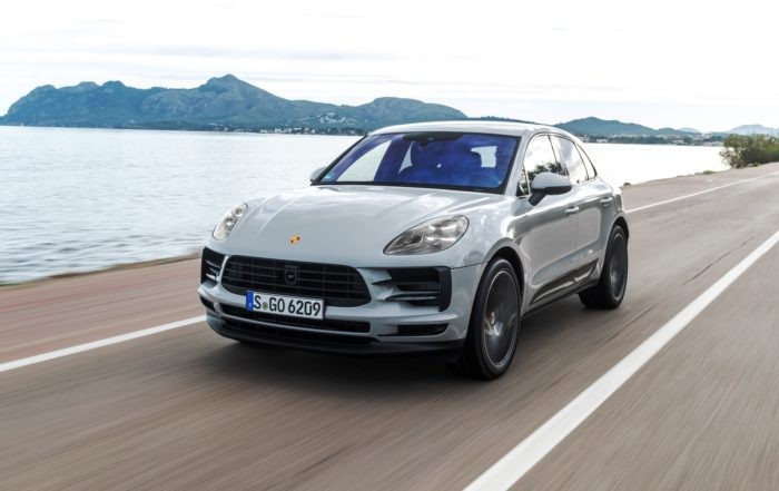 Porsche Macan launched
