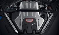 Porsche Panamera GTS engine