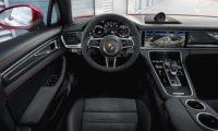 Porsche Panamera GTS interior