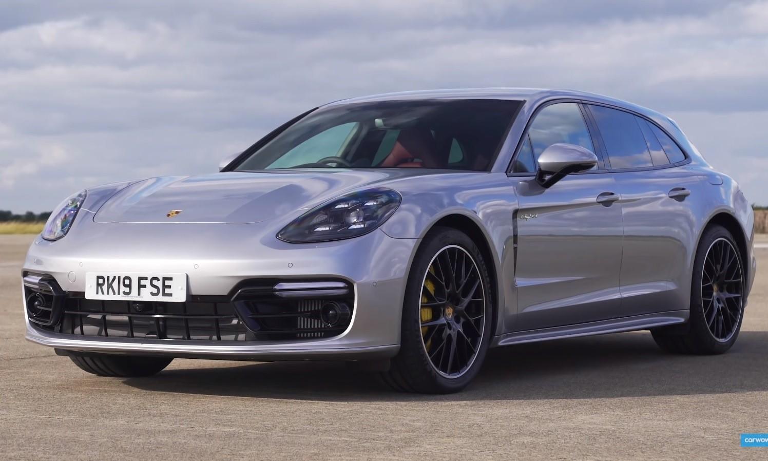 Porsche Panamera Sport Turismo E-Hybrid