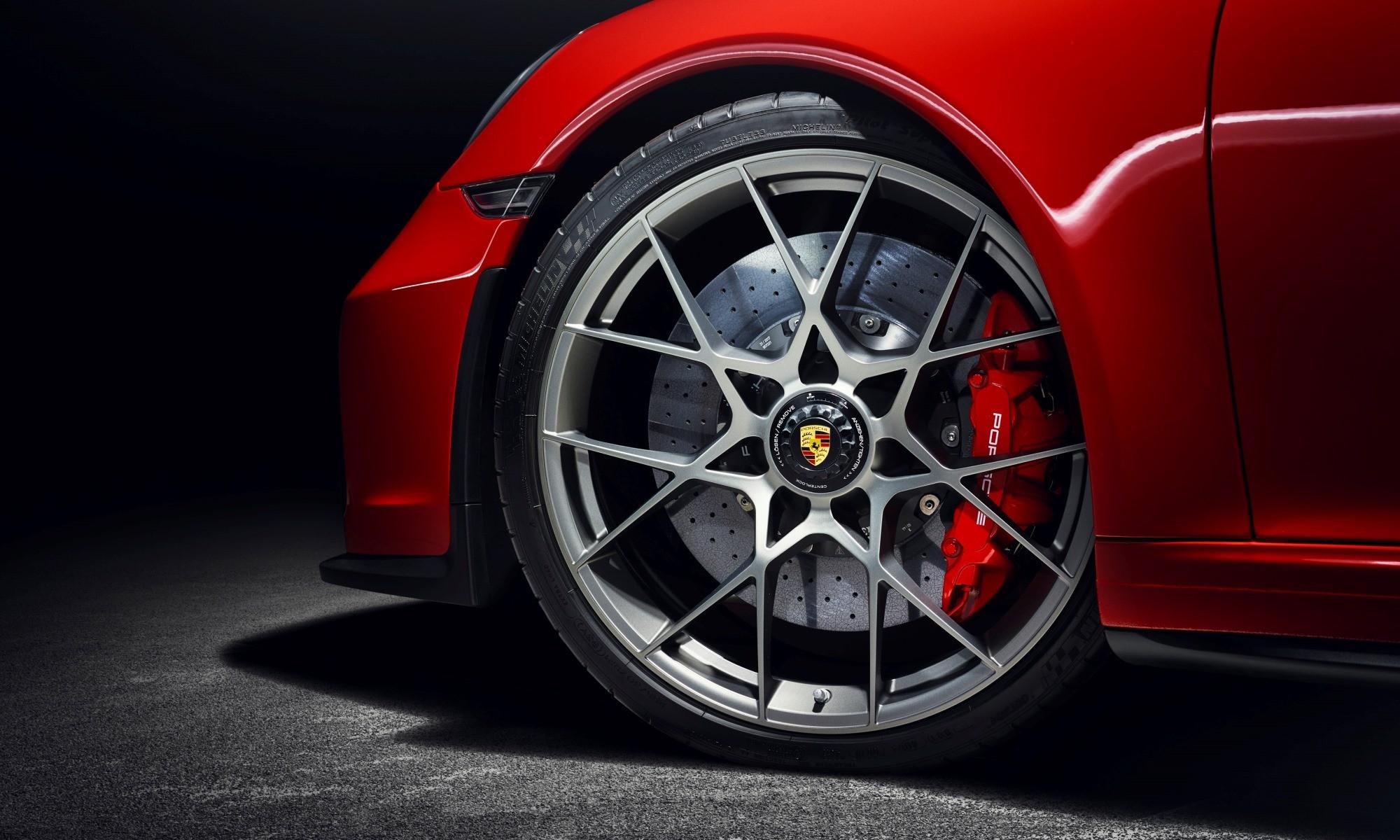 Porsche Speedster alloy