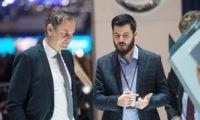 Porsche and Rimac CEOs