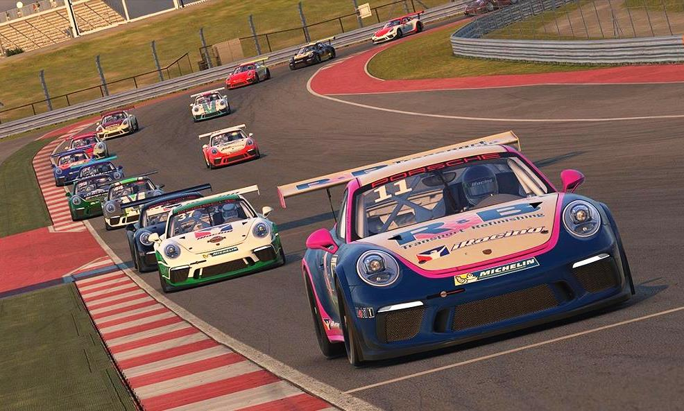 Porsche iRacing World Championship Series