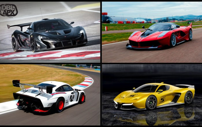 Track-Only Supercars Part 2