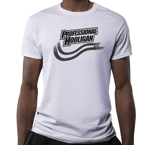 Double Apex Professional Hooligan car T-shirt
