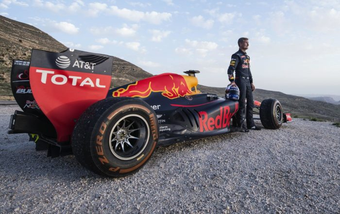 Red Bull Racing in Cape Town