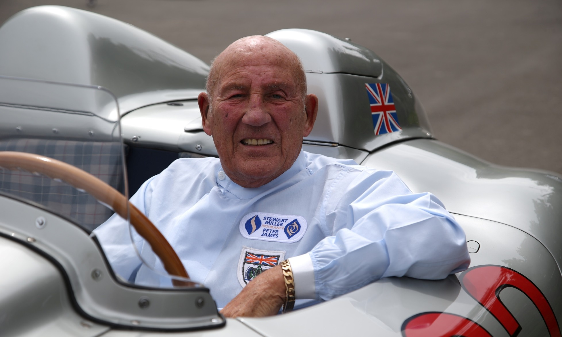 RIP Sir Stirling Moss