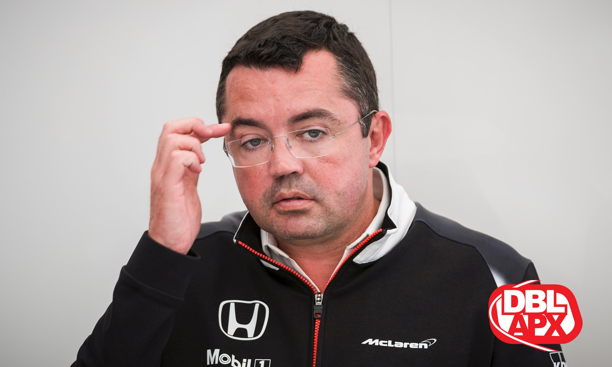 Eric Boullier departs from McLaren effective immediately