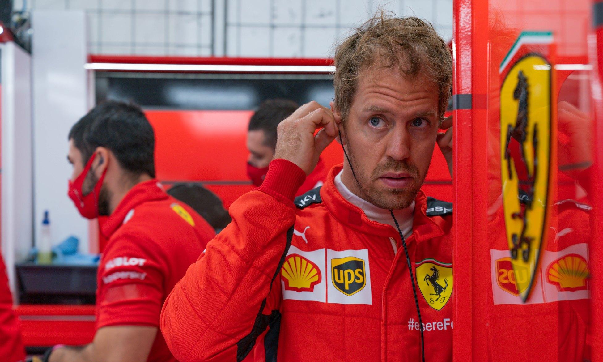 Racing Point Should Poach Vettel