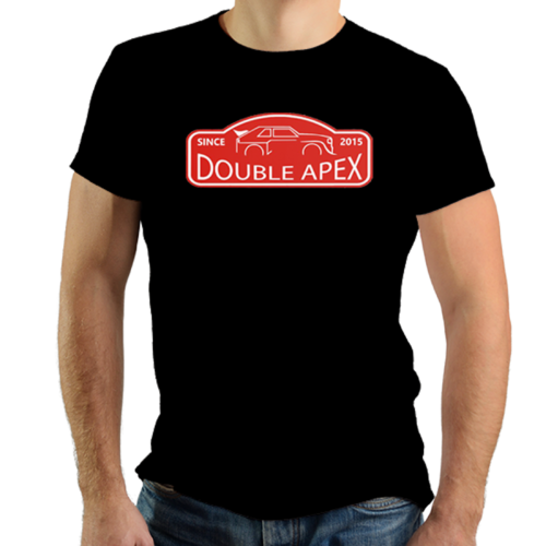 Double Apex Rally Classic car T-shirt