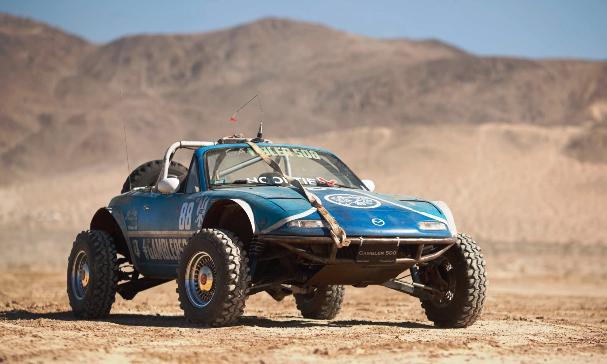 Rally Raid MX-5