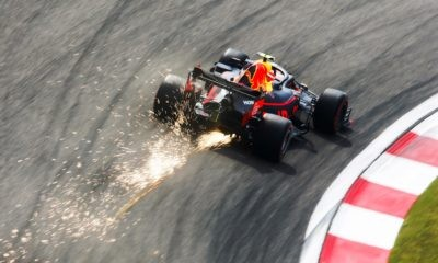 Red Bull Racing driver Max Verstappen lies third in the points