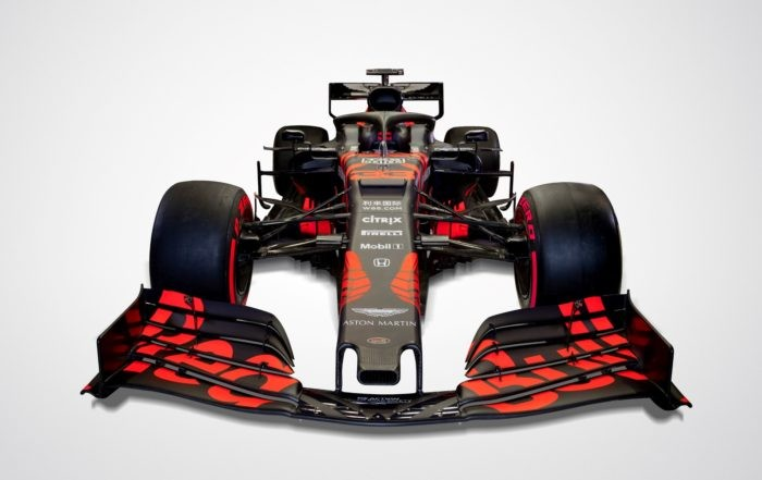 Red Bull Racing RB15 front