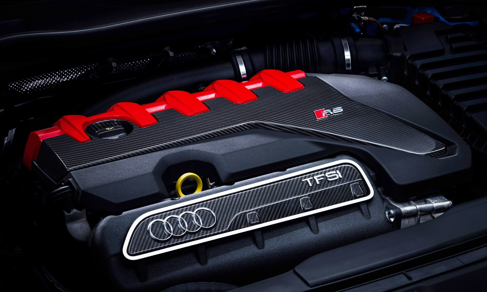 Audi TT RS engine