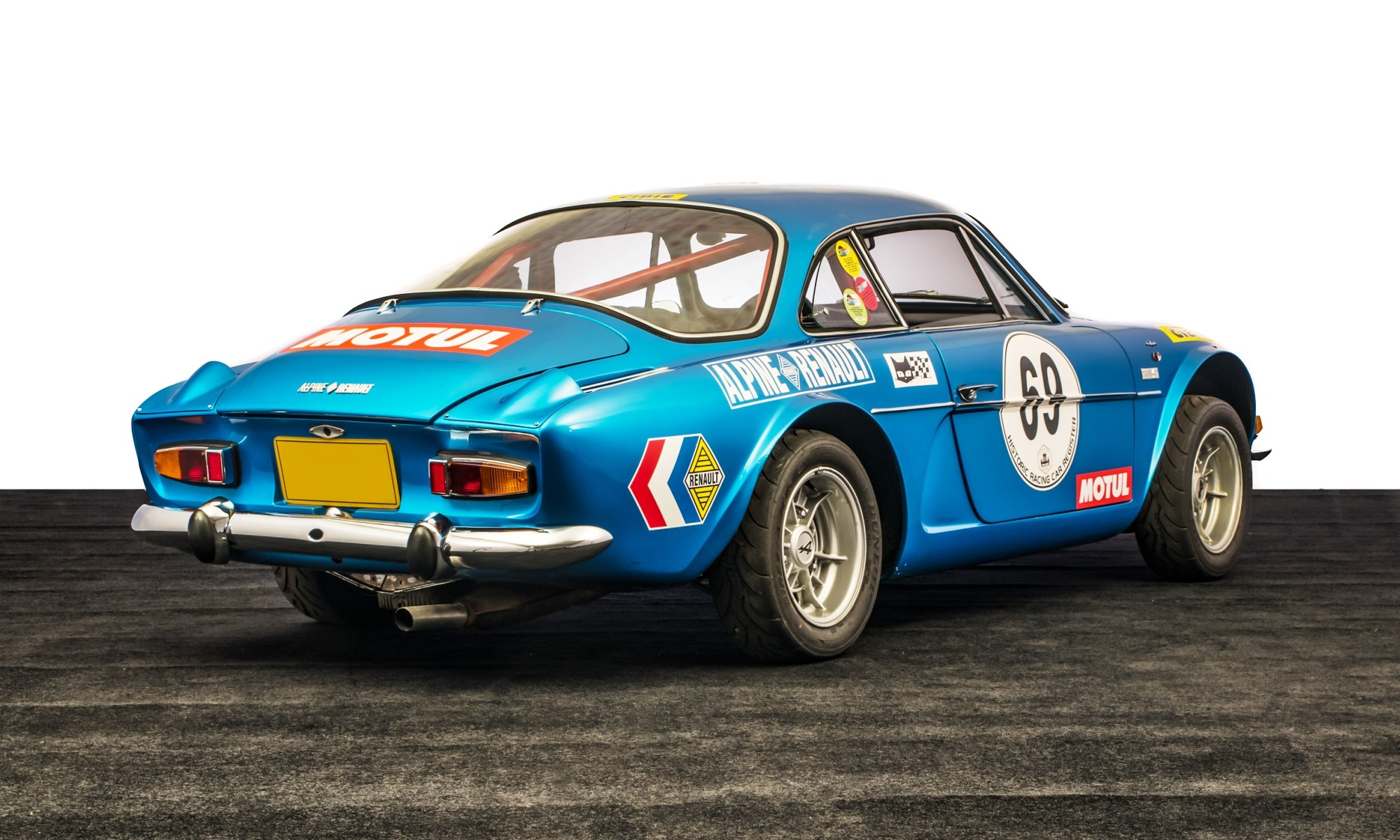 Renault Alpine A110 1600 S forms part of the classic car auction