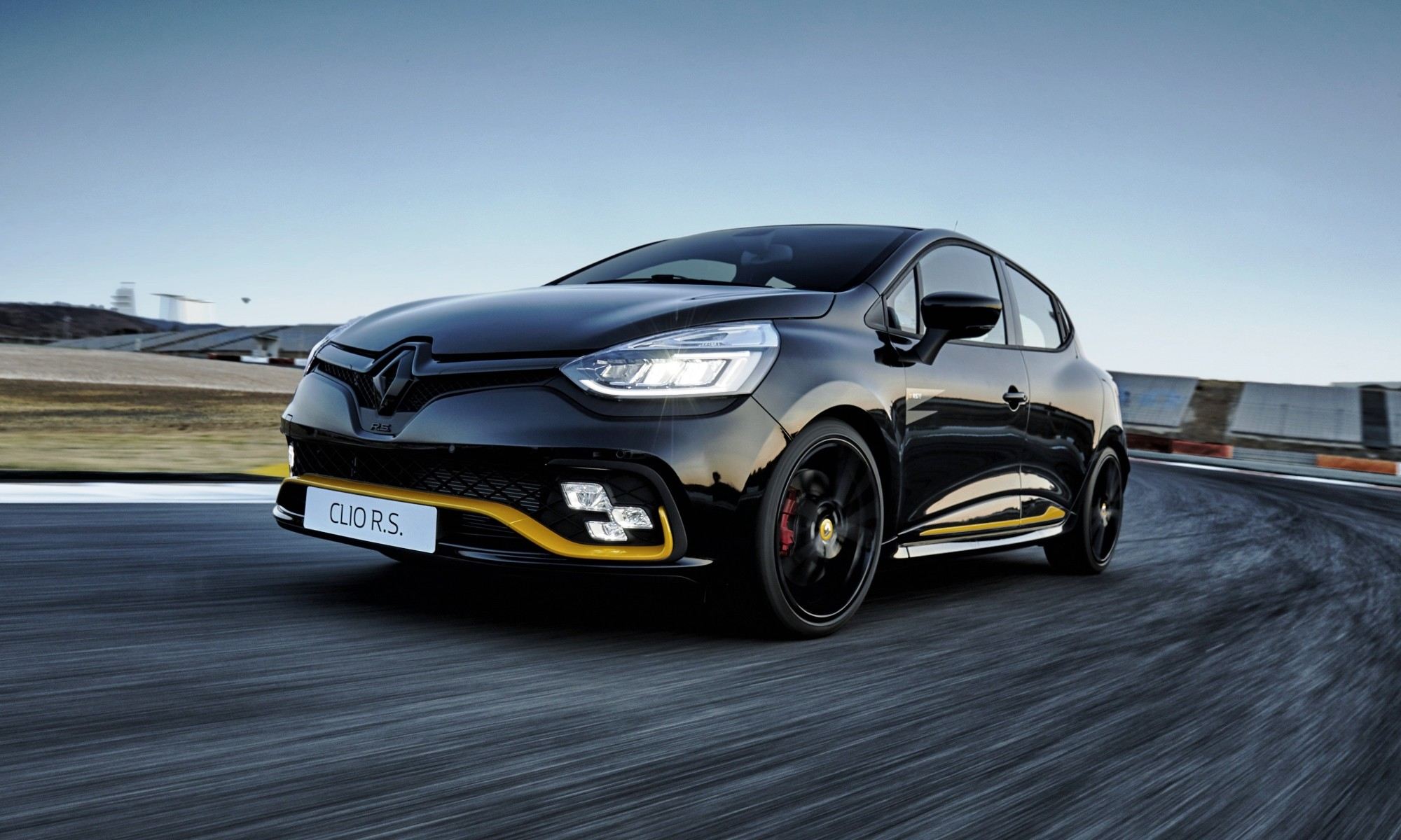 Renault Clio RS220