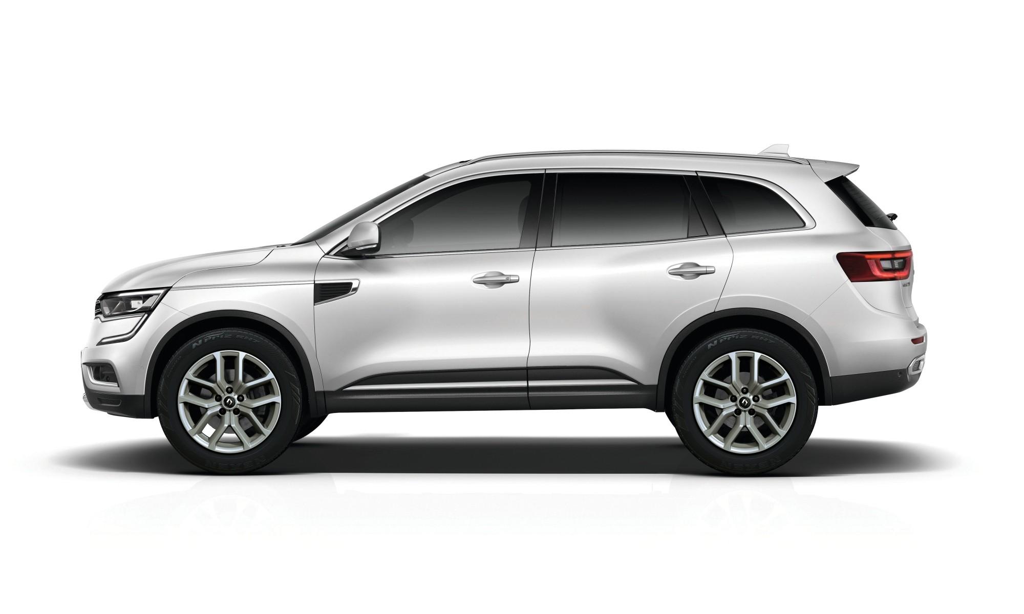 Renault Koleos profile