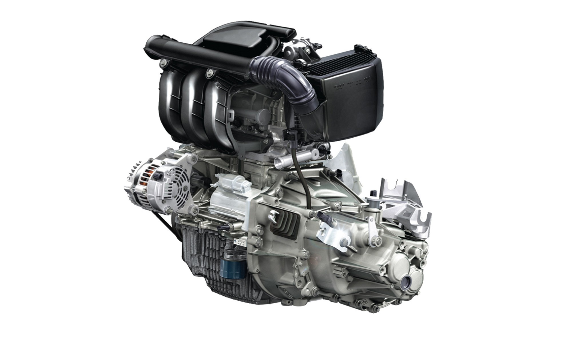 Renault Kwid ABS engine