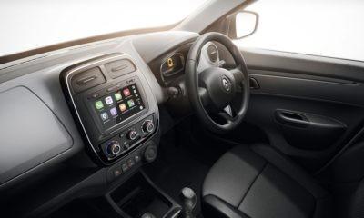 Renault Kwid ABS interior