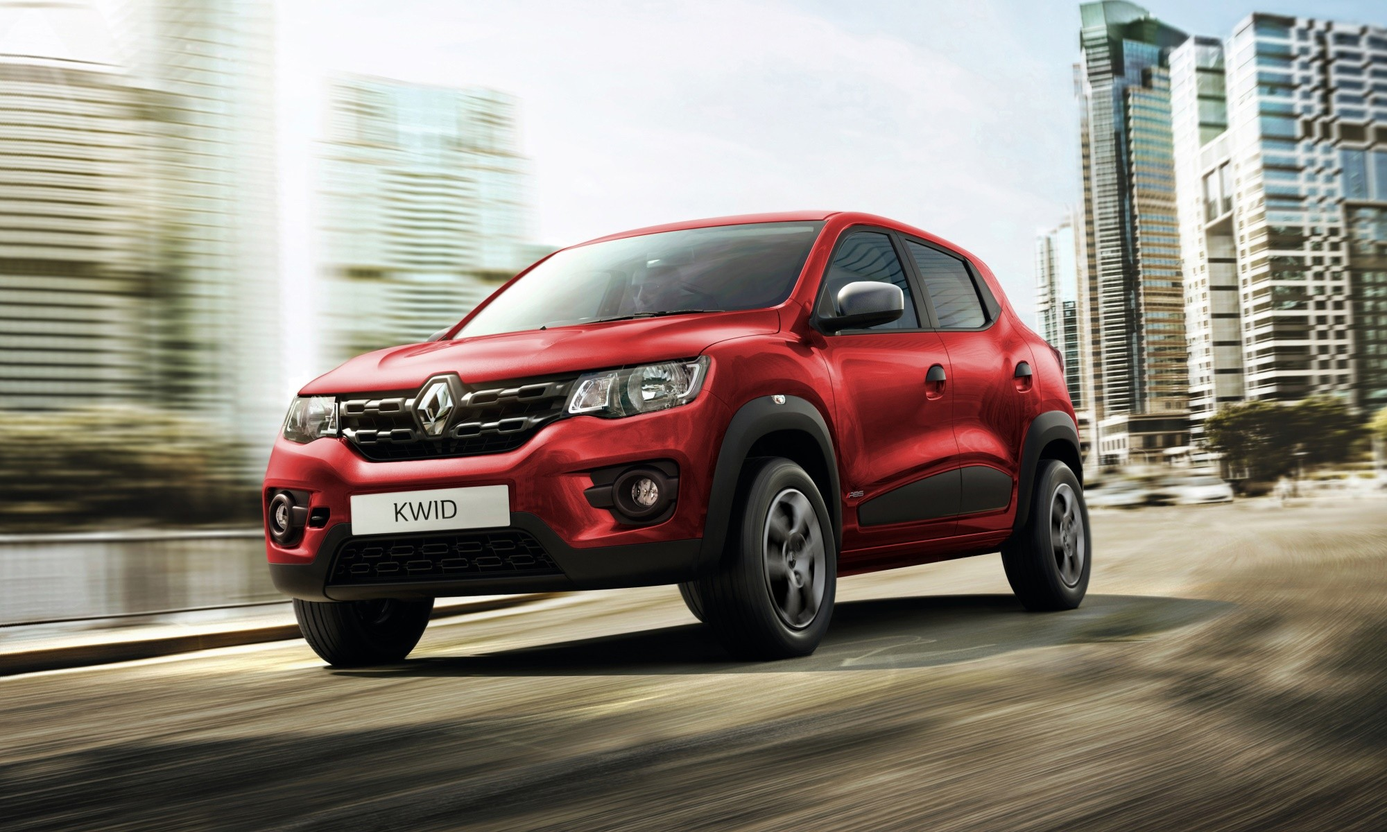 Renault Kwid ABS