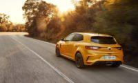 Renault Megane RS Cup rear