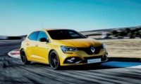 Renault Megane RS EDC Lux driven