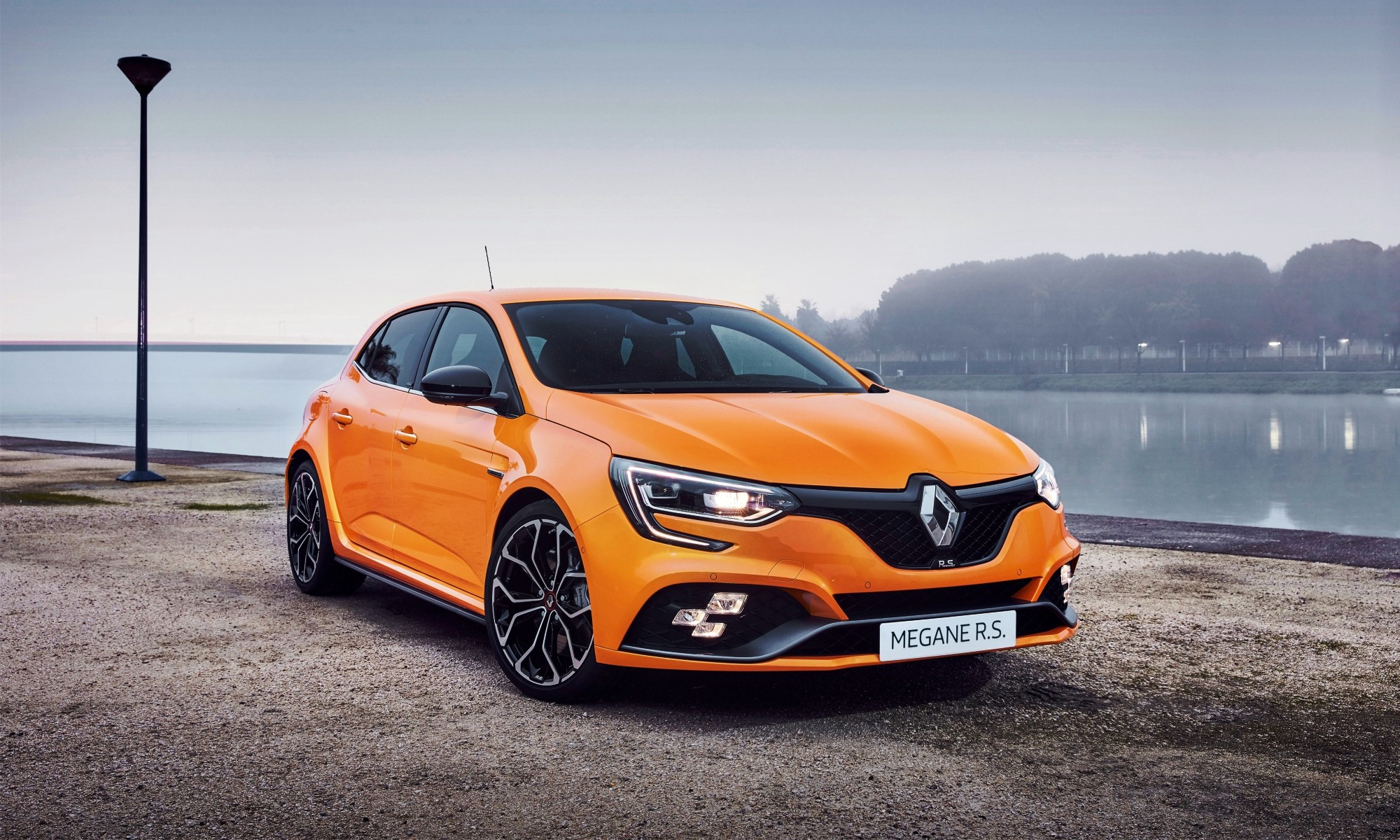 Renault Megane RS launched in SA earlier this week  Full