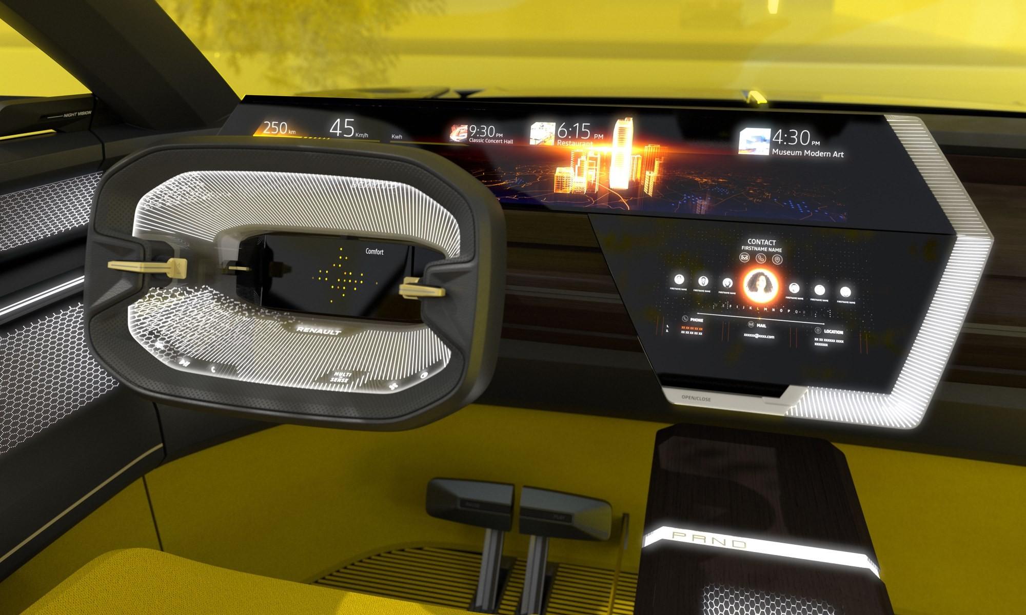 Renault Morphoz Concept facia