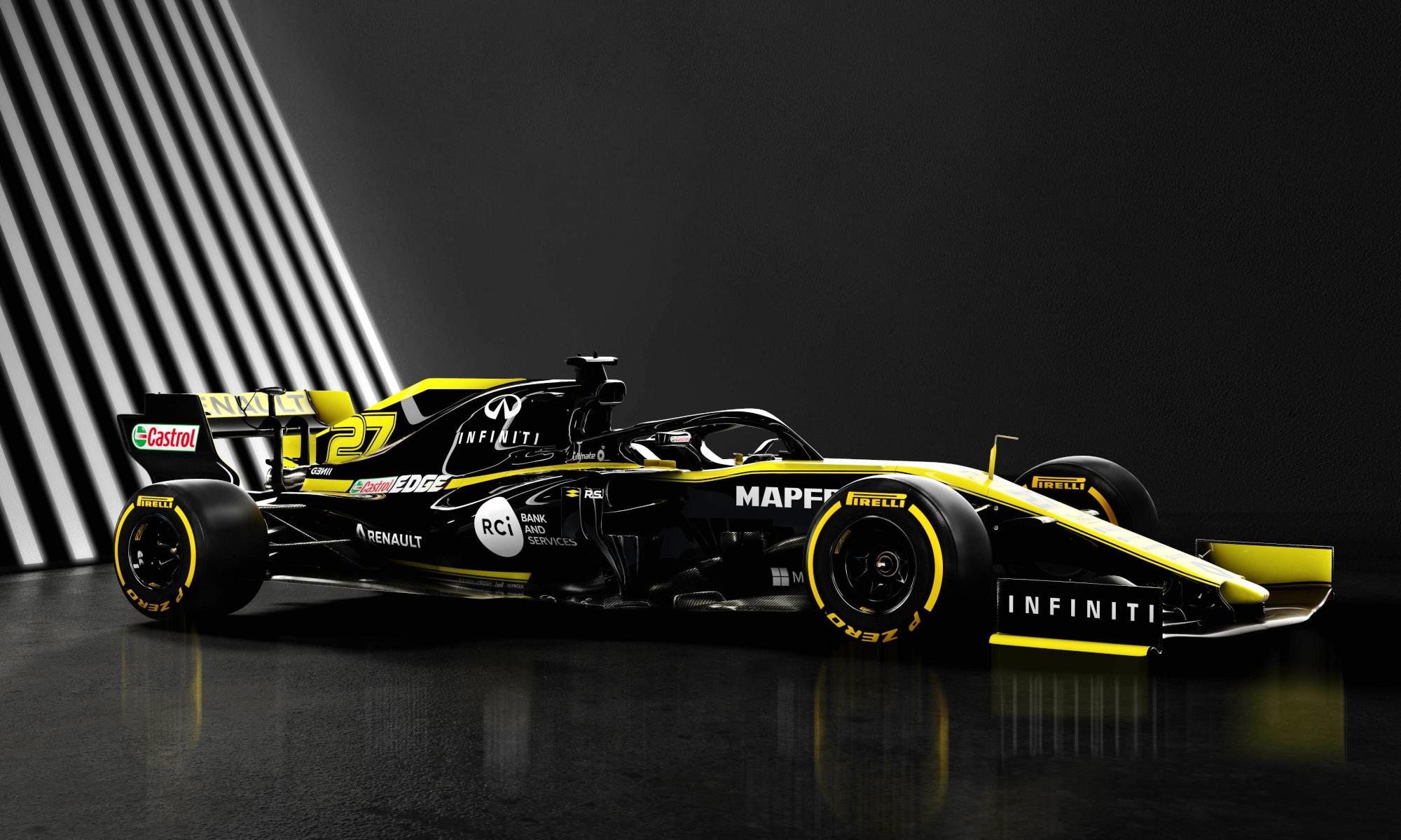 Renault RS19 launched