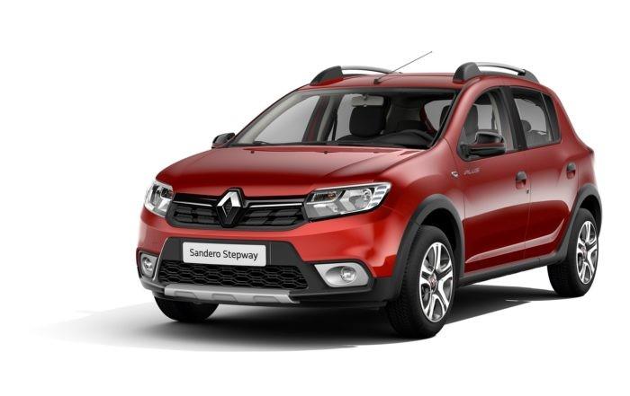Renault Sandero Stepway Plus