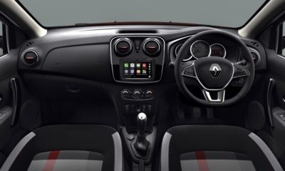 Renault Sandero Stepway Plus interior