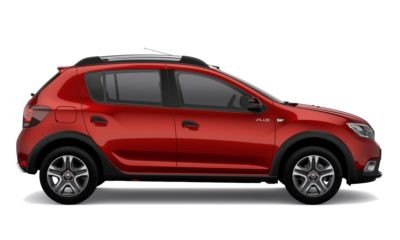 Renault Sandero Stepway Plus profile