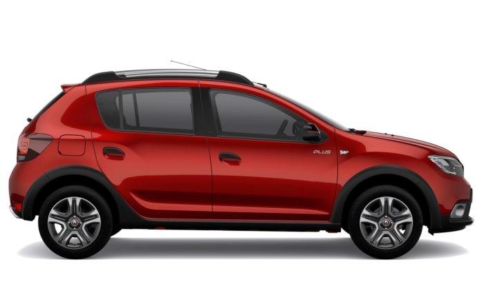 Renault Sandero Stepway Plus profile
