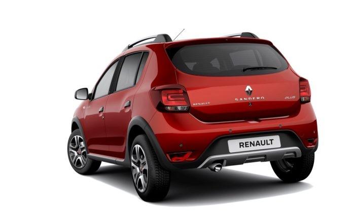 Renault Sandero Stepway Plus rear
