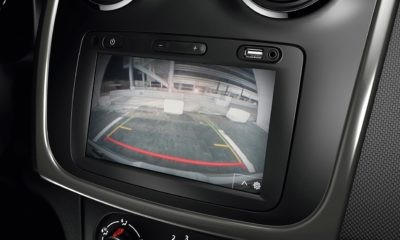 Renault Sandero Stepway Plus reverse camera