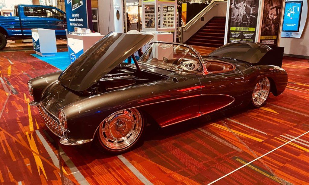 Restomod Corvette