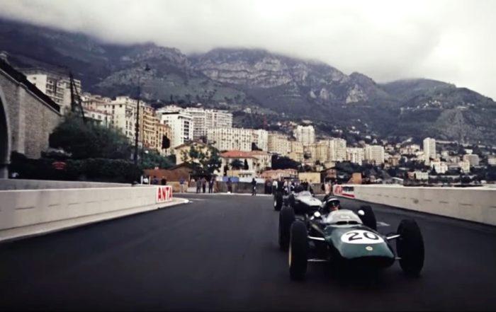 Retro Monaco F1 GP