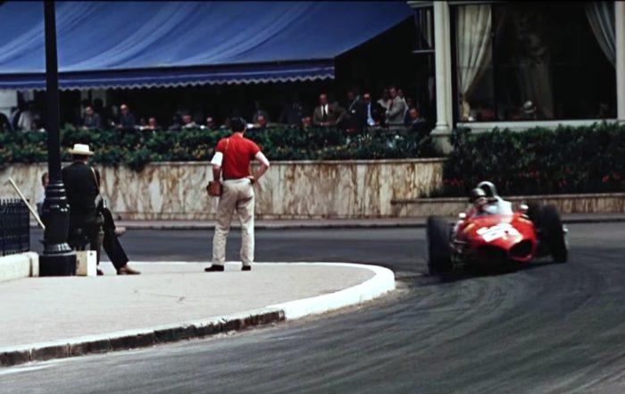 Retro F1 Monaco GP no barriers