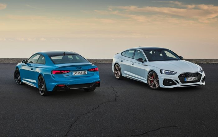 Audi RS5 Coupé and Sportback