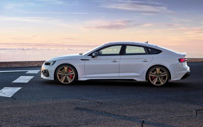 Revised Audi RS5 Sportback