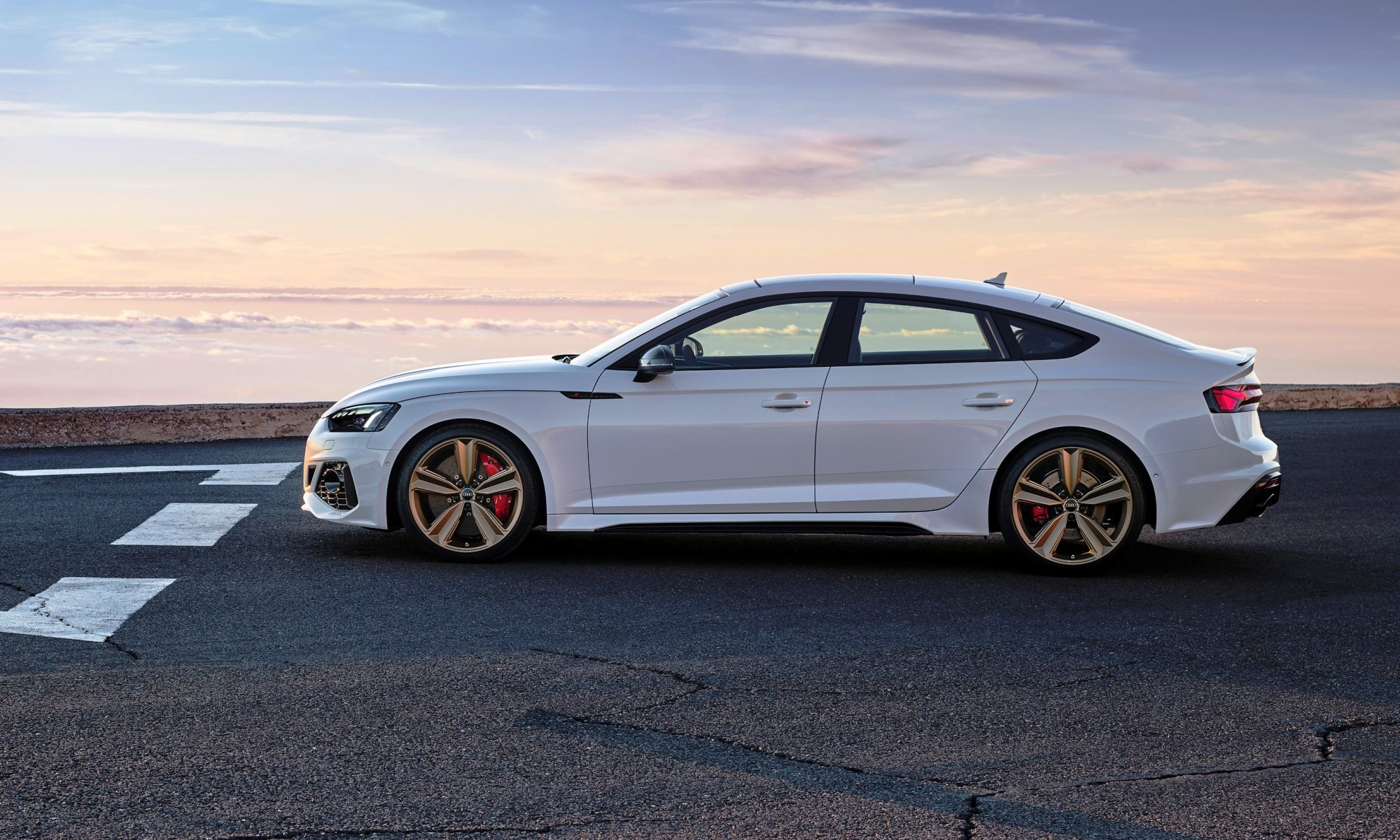 Revised Audi RS5 Sportback