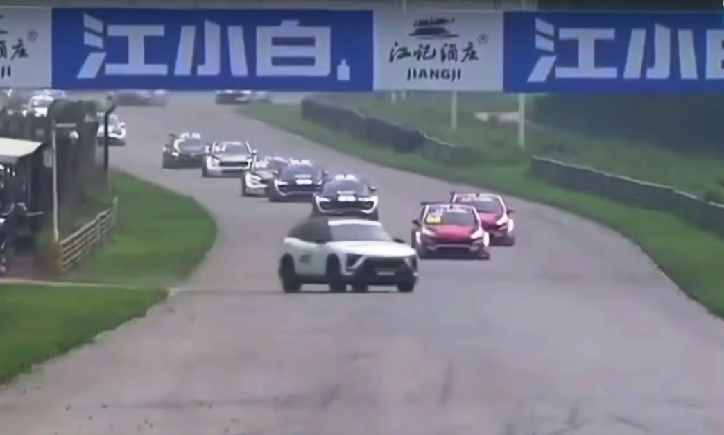 Safety Car Causes Havoc