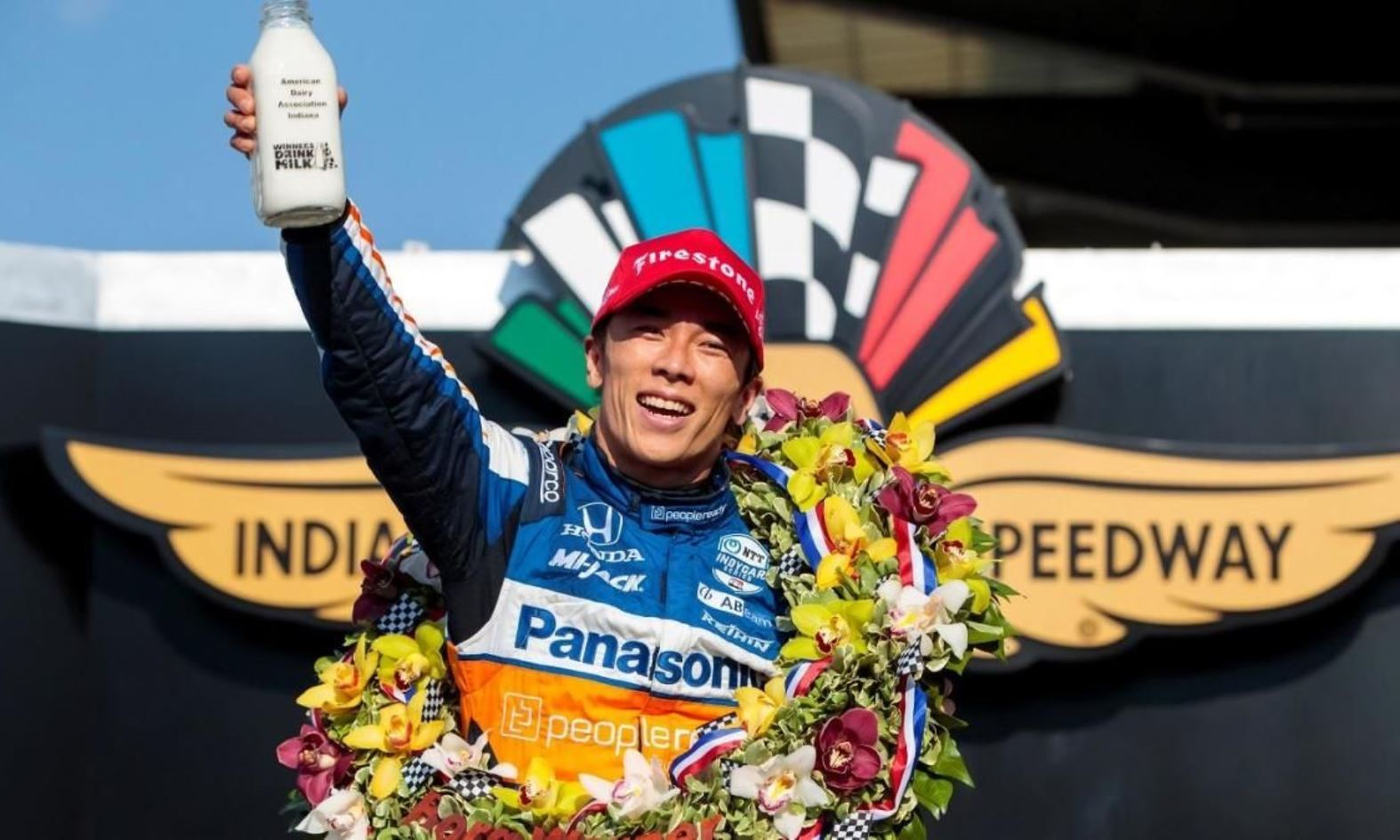 Sato wins 2020 Indy 500