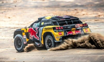 Sebastien Loeb put on a late charge to upset the formbook